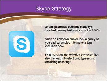 Wood Work PowerPoint Template - Slide 8