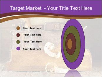 Wood Work PowerPoint Template - Slide 84
