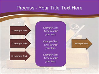 Wood Work PowerPoint Template - Slide 85