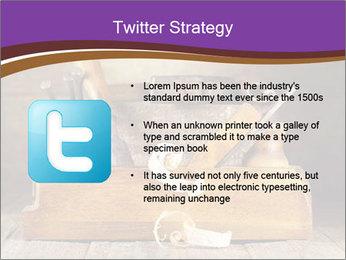 Wood Work PowerPoint Template - Slide 9