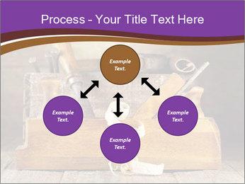 Wood Work PowerPoint Template - Slide 91