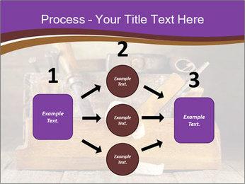 Wood Work PowerPoint Template - Slide 92
