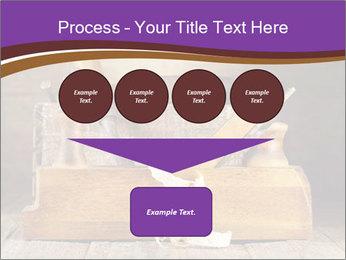 Wood Work PowerPoint Template - Slide 93