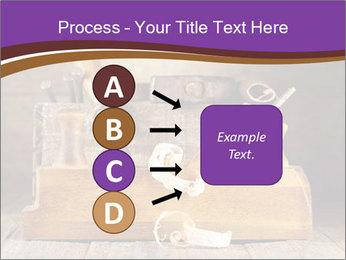 Wood Work PowerPoint Template - Slide 94