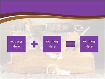 Wood Work PowerPoint Template - Slide 95