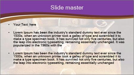 Wood Work PowerPoint Template - Slide 2