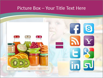 Nutritious Food For Kids PowerPoint Templates - Slide 21
