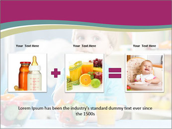 Nutritious Food For Kids PowerPoint Templates - Slide 22