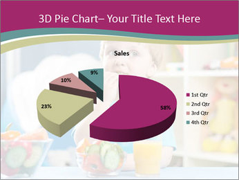 Nutritious Food For Kids PowerPoint Templates - Slide 35