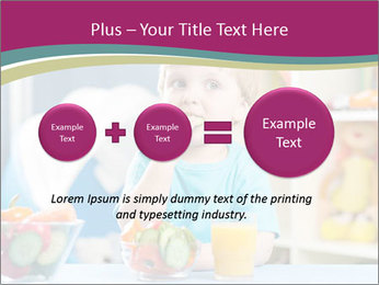 Nutritious Food For Kids PowerPoint Templates - Slide 75