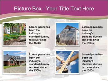 Carpenter PowerPoint Template - Slide 14