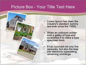 Carpenter PowerPoint Template - Slide 17