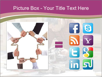 Carpenter PowerPoint Template - Slide 21