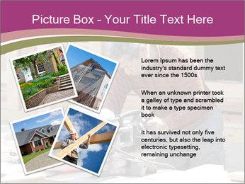Carpenter PowerPoint Template - Slide 23