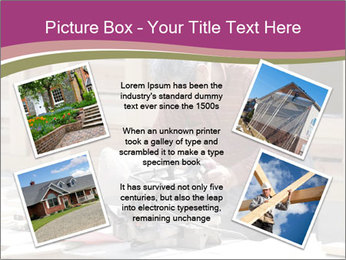Carpenter PowerPoint Template - Slide 24