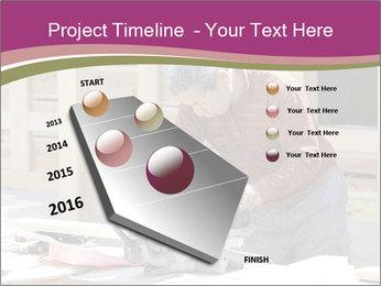 Carpenter PowerPoint Template - Slide 26