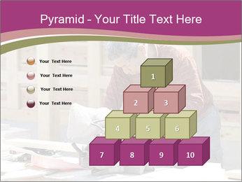 Carpenter PowerPoint Template - Slide 31