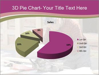 Carpenter PowerPoint Template - Slide 35