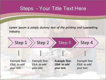 Carpenter PowerPoint Template - Slide 4