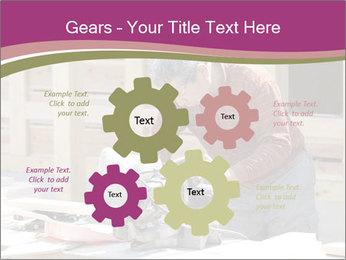 Carpenter PowerPoint Template - Slide 47