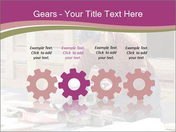Carpenter PowerPoint Template - Slide 48