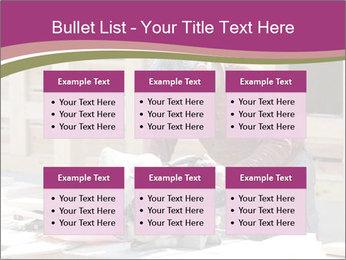 Carpenter PowerPoint Template - Slide 56