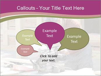 Carpenter PowerPoint Template - Slide 73