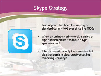 Carpenter PowerPoint Template - Slide 8