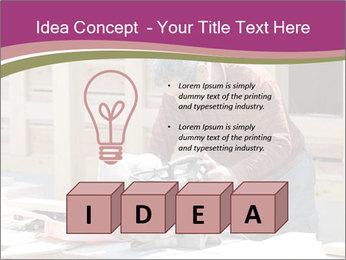 Carpenter PowerPoint Template - Slide 80