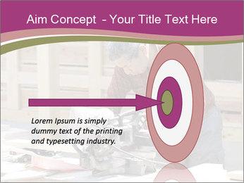 Carpenter PowerPoint Template - Slide 83