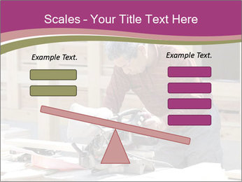 Carpenter PowerPoint Template - Slide 89