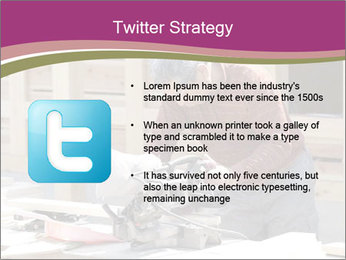 Carpenter PowerPoint Template - Slide 9