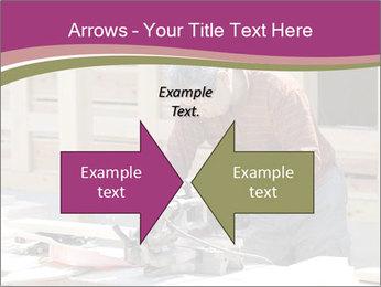 Carpenter PowerPoint Template - Slide 90