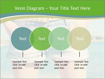 Stylish denim shorts PowerPoint Template - Slide 32