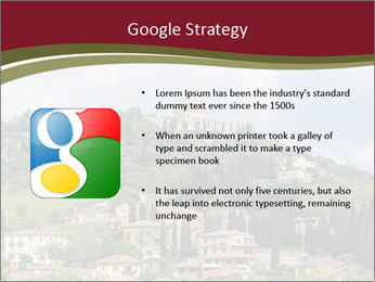 View on Sanctuary PowerPoint Template - Slide 10