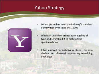 View on Sanctuary PowerPoint Template - Slide 11