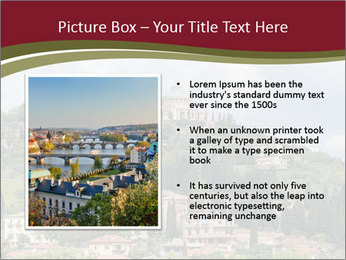 View on Sanctuary PowerPoint Template - Slide 13