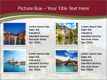 View on Sanctuary PowerPoint Template - Slide 14