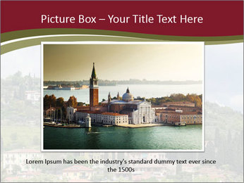 View on Sanctuary PowerPoint Template - Slide 15