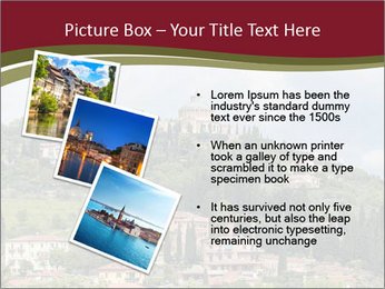 View on Sanctuary PowerPoint Template - Slide 17