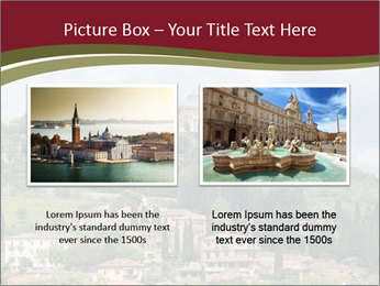 View on Sanctuary PowerPoint Template - Slide 18