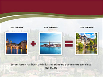 View on Sanctuary PowerPoint Template - Slide 22