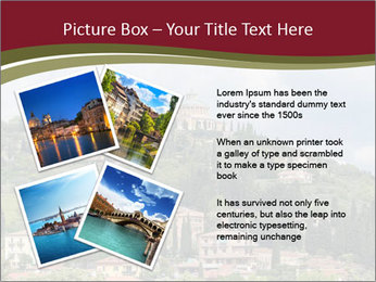 View on Sanctuary PowerPoint Template - Slide 23