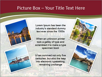 View on Sanctuary PowerPoint Template - Slide 24