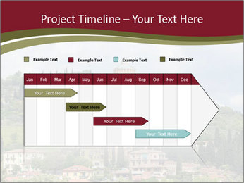 View on Sanctuary PowerPoint Template - Slide 25