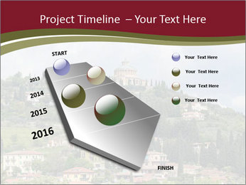 View on Sanctuary PowerPoint Template - Slide 26