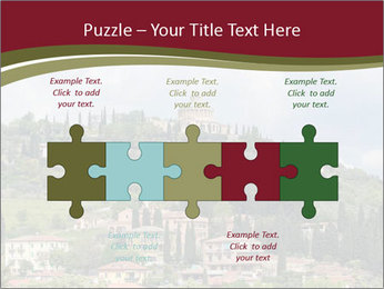 View on Sanctuary PowerPoint Template - Slide 41