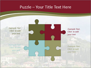 View on Sanctuary PowerPoint Template - Slide 43
