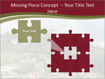 View on Sanctuary PowerPoint Template - Slide 45