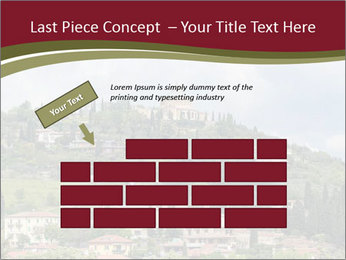 View on Sanctuary PowerPoint Template - Slide 46